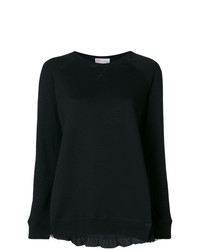 RED Valentino Frill Trimmed Blouse