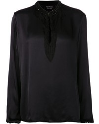 Lanvin Long Sleeve Blouse