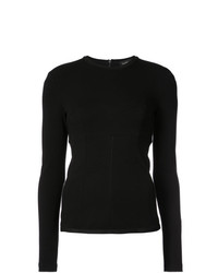 Proenza Schouler Long Sleeve Top