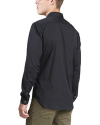 Theory Aumont Two Pocket Shirt