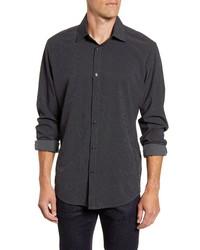 Mizzen+Main Banks Standard Classic Fit Button Up Shirt