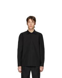 Random Identities Black Button Up Shirt