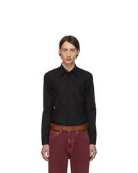Maison Margiela Black Cotton Shirt