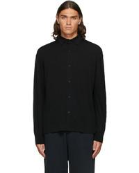 CFCL Black High Gauge Shirt