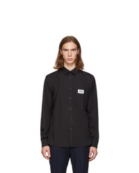 Burberry Black Oloman Shirt