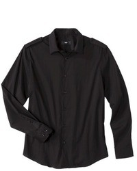 Mossimo Button Down Ebony