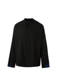 Haider Ackermann Collarless Shirt