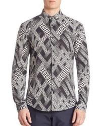 Versace Collection Camicia Button Down Shirt