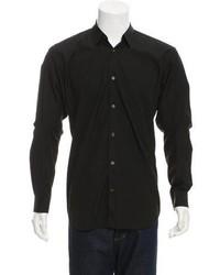 Comme des Garcons Comme Des Garons Woven Button Up Shirt