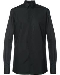 Haider Ackermann Concealed Button Fastening Shirt