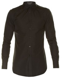 Alexander McQueen Harness Long Sleeved Shirt