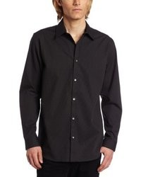 Calvin Klein Infinite Cool Check Button Down Shirt