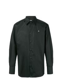 Vivienne Westwood Logo Long Sleeved Shirt