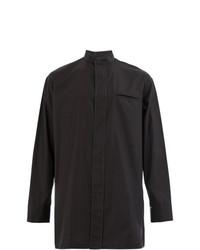 Haider Ackermann Mandarin Collar Shirt