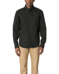 Naked & Famous Denim Naked Famous Long Sleeve Button Down Shirt