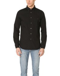 Paul Smith Ps By Long Sleeve Tailored Fit Denim Shirt