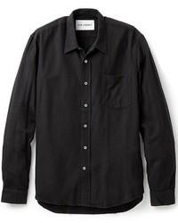 Our Legacy Raw Silk Classic Shirt
