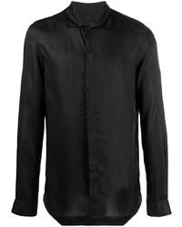 Rick Owens Spread Collar Office Shirt