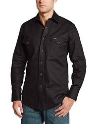 Wrangler Authentic Cowboy Cut Work Western Long Sleeve Shirt