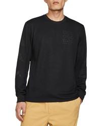 Nike Acg Long Sleeve Waffle Knit T Shirt