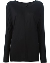 Alexandre Vauthier Long Sleeve T Shirt