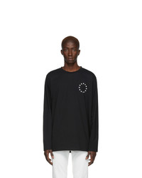 Études Black Europa Wonder Long Sleeve T Shirt
