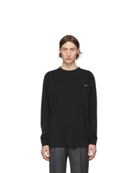 Cobra S.C. Black Jersey Long Sleeve T Shirt