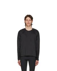Nike Black Ultralight Running Long Sleeve T Shirt