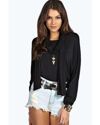 Boohoo Rosa Long Sleeve T Shirt