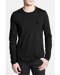 Burberry Brit Newing Long Sleeve T Shirt Black Large