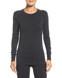 Chamonix long sleeve seamless tee medium 844871