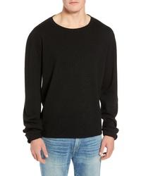 Frame Classic Long Sleeve Crewneck T Shirt