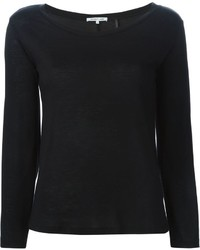 Helmut Lang Long Sleeve T Shirt