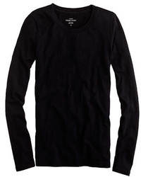 J.Crew Vintage Cotton Long Sleeve T Shirt