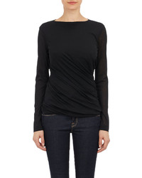 Jil Sander Layered Long Sleeve T Shirt