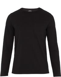 A.P.C. Joe Long Sleeved T Shirt