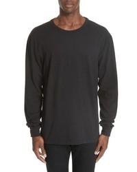 John Elliott Long Sleeve Crewneck T Shirt
