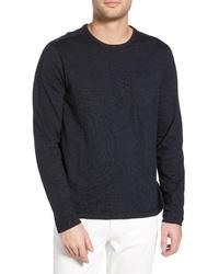 Treasure & Bond Long Sleeve Pocket T Shirt