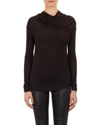Rick Owens Long Sleeve T Shirt