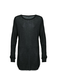 Ann Demeulemeester Long Sleeve Top