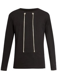 Craig Green Long Sleeved Brushed Cotton Top