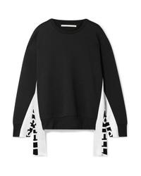 Stella McCartney Med Cotton Blend Jersey Sweatshirt