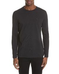 Versace Collection Medusa Long Sleeve T Shirt
