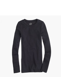 J.Crew Petite Perfect Fit Long Sleeve T Shirt