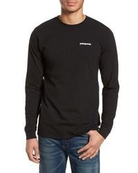 Patagonia Responsibili Tee Long Sleeve T Shirt