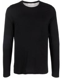 Canali Round Neck T Shirt