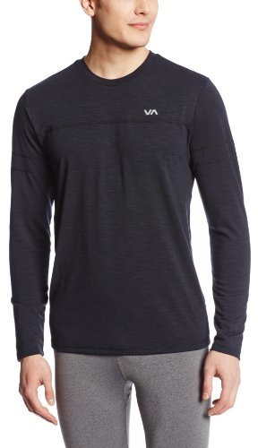 RVCA Gym Class Long Sleeve T Shirt