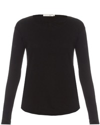 Rag & Bone Slacker Long Sleeved Cotton T Shirt