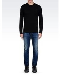 Armani Jeans T Shirt In Jersey