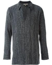V neck long sleeved t shirt medium 616640